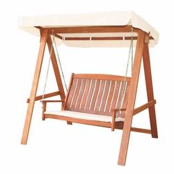 *** - Dondolo in legno massello
