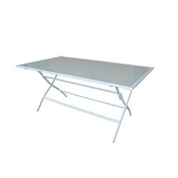 BRICO IO - Tavolo pieghevole 160x90xh.72 cm