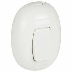 BTICINO - Fp Oval - Interruttore 10a Bianco