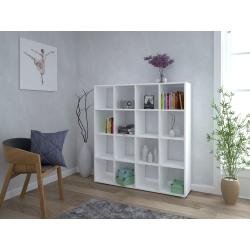 CTF - Libreria Cubo 4x4 caselle 139x33x144 cm