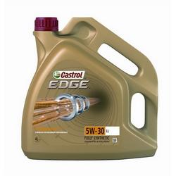 CASTROL - Olio motore Edge 5w30 LL + Lubrificante Bardahl
