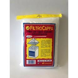 CASAPROTETTA - Filtravapor-Filtro Cappa 80x40