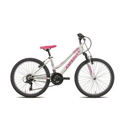 Bicicletta 8400D Smile Bianco/Verde-179,00 €