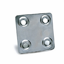 COMFERUT - Lastrina Quadra Ferro Zincata 50x50