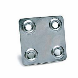 COMFERUT - Lastrina Quadra Ferro Zincata 40x40