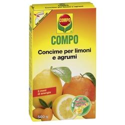 COMPO - Compo Concime Per Limoni E Agrumi Da 500 Gr