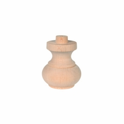 COMFERUT - Piede Ontano A Cipolla Articolo 5/A Diam.74 H80