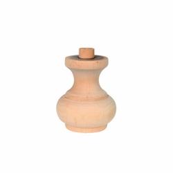 COMFERUT - Piede Ontano A Cipolla Articolo 5/B Diam.83 H94