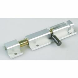 COMFERUT - Catenaccio Alluminio Argento 80 Mm