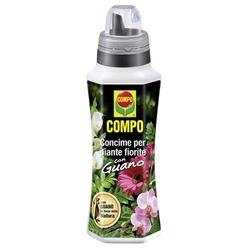 COMPO - Compo Concime Liquido - Piante Fiorite Con Guano