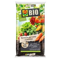 Terriccio Bio per orto e semina-11,90 €