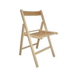 Sedia pieghevole in legno-13,00 €