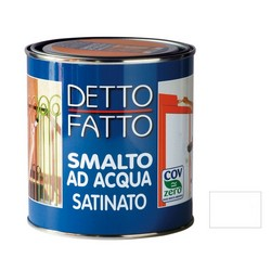 Smalto satinato Detto Fatto 500 ml-13,50 €