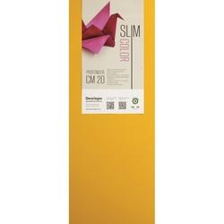 Mensola Slim Color Gialla-13,90 €