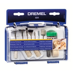 DREMEL - Set 20 Accessori Per Lucidare
