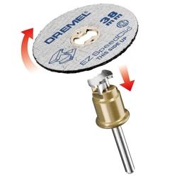 DREMEL - Speedclic Set 5 Dischi Da Taglio Per Metallo