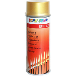 DUPLI - Vernice spray Foglia d'oro