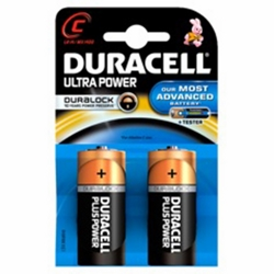 DURACELL - Duracell Ultra Mezzatorcia ( C )