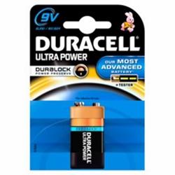 DURACELL - Duracell Ultra Transistor (9 V)