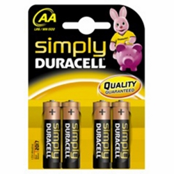 DURACELL - Duracell Simply Stilo Aa