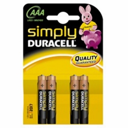 DURACELL - Duracell Simply Ministilo Aaa
