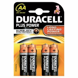 DURACELL - Duracell Plus Power Stilo (Aa)