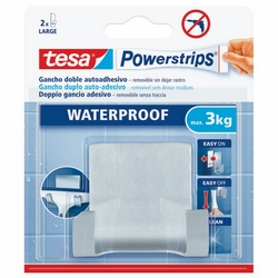 Powerstrips Gancio Doppio Waterproof