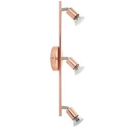 EGLO - Barra Buzz Copper 3 LED