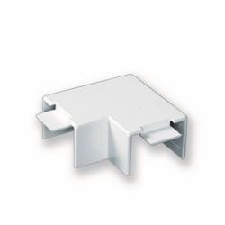 ELECTRALINE - Angolo Piano 25x17mm