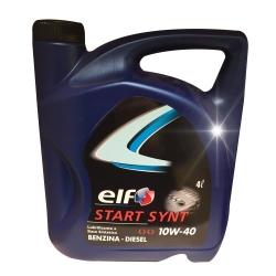 ELF - Lubrificante Synt 10w40