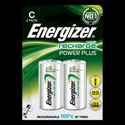 ENERGIZER - 2 1/2 Torcia Ricaricabili 2500 Mah