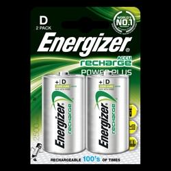 ENERGIZER - 2 Torcia Ricaricabili 2500 Mah