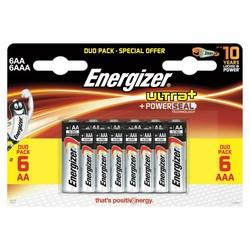 ENERGIZER - Pile Ultra+ 6+6