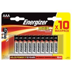 ENERGIZER - Pile Max E92 BP10 AAA