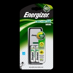 ENERGIZER - Caricabatterie Duo Minicharger