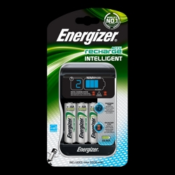 ENERGIZER - Intelligent Charger Piu 4aa 2000 Mah Power Plus