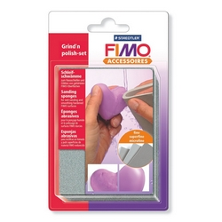 FIMO - Set Spugne Abrasive