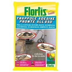 FLORTIS - Trappole Adesive Pronte All'Uso
