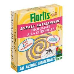 FLORTIS - Spirali Antizanzare Professionale