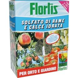 FLORTIS - Solfato Di Rame e Calce Idrata