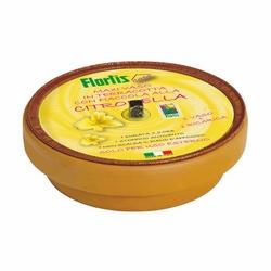 *** - Maxi vaso terracotta + fiaccola citronel