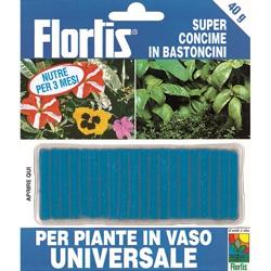 FLORTIS - Concime Bastoncini Blu