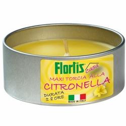 *** - Maxi torcia citronella 8 h
