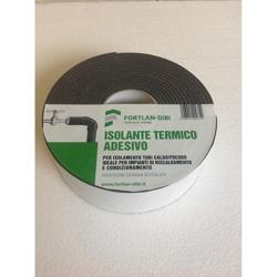 FORTLAN DIBI - Isolante adesivo termico per tubazioni  - 5mt