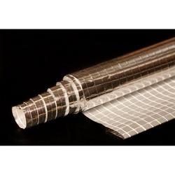 FORTLAN DIBI - Termoriflettente adesivo in alluminio 120x50 cm