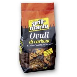 GRILL MANIA - Ovuli di carbone