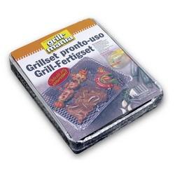 GRILL MANIA - Grill Set pronto-uso