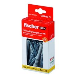 FISCHER - Tassello Prolungato Nylon Con Vite