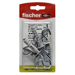 FISCHER - Tasselli A Espansione Con Occhiello Tipo Sb 9/1k