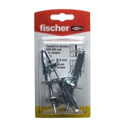 FISCHER - 4 Tasselli Con Vite Sbs 9/5 K